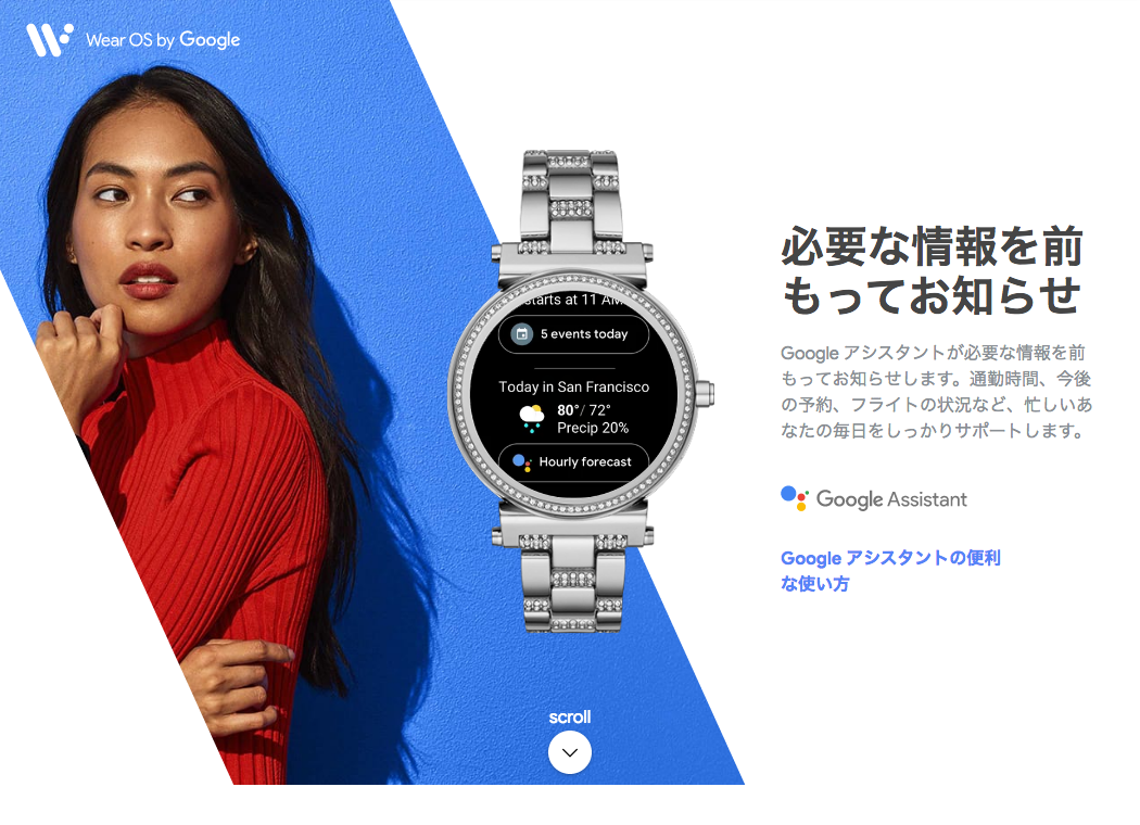 Wear OS by Google Smartwatches